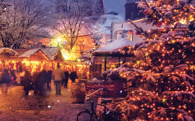 Bielefelder Weihnachtsmarkt.Weihnachtsmarkt In Bielefeld Gottwald Gute Laune Reisen