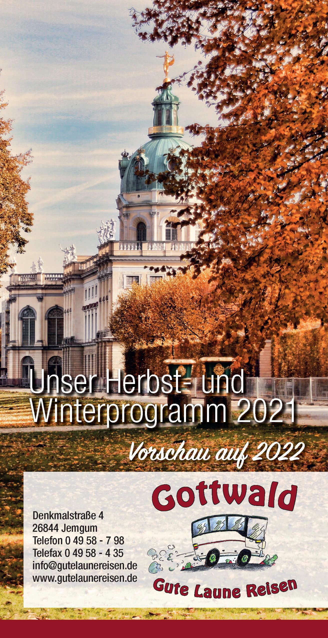 Reisekatalog 2021